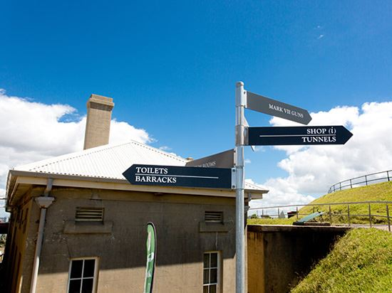 Explore Fort Scratchley