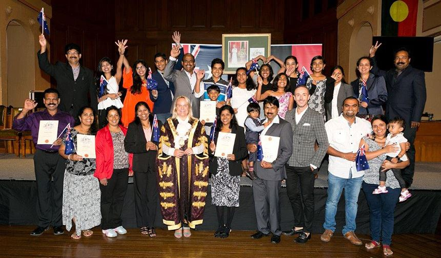 Citizenship Ceremonies City Of Newcastle