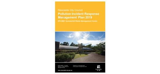Pollution Incident Response Management Plan