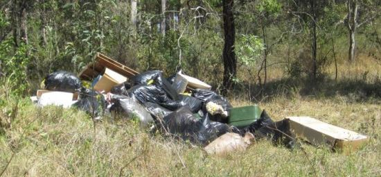 Litter and Illegal Dumping