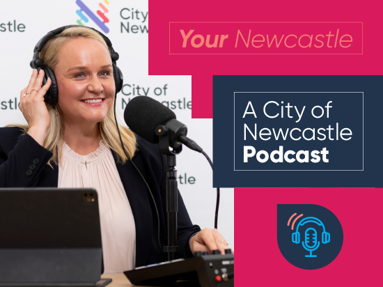 Your Newcastle podcast is available now