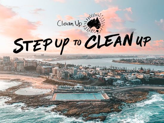 Join a clean up Sunday March 7