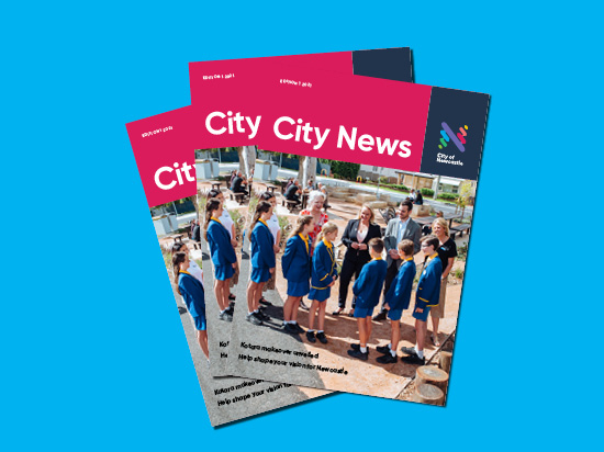 Read the Autumn City News Online