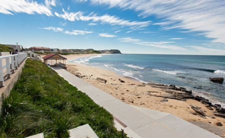 Merewether Beach