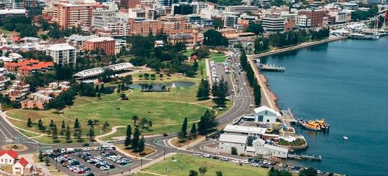 Newcastle Harbour Foreshore Masterplan