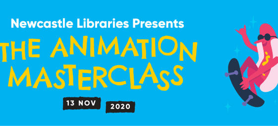 The Animation Masterclass: free virtual or in person event for high school students