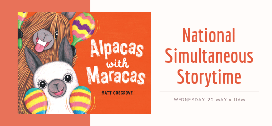 National Simultaneous Storytime 2019