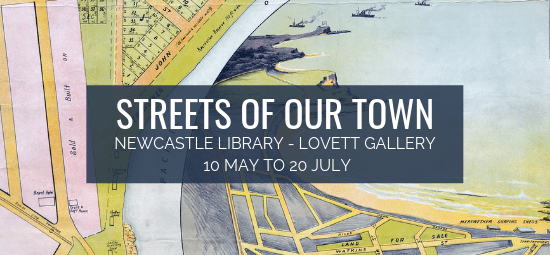 Streets of Our Town Exhibition