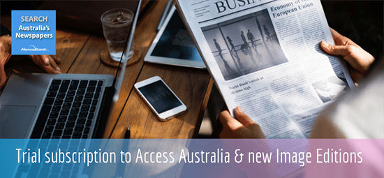 Read local newspapers online with Access Australia