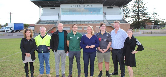 City opens new grandstand at Merewether