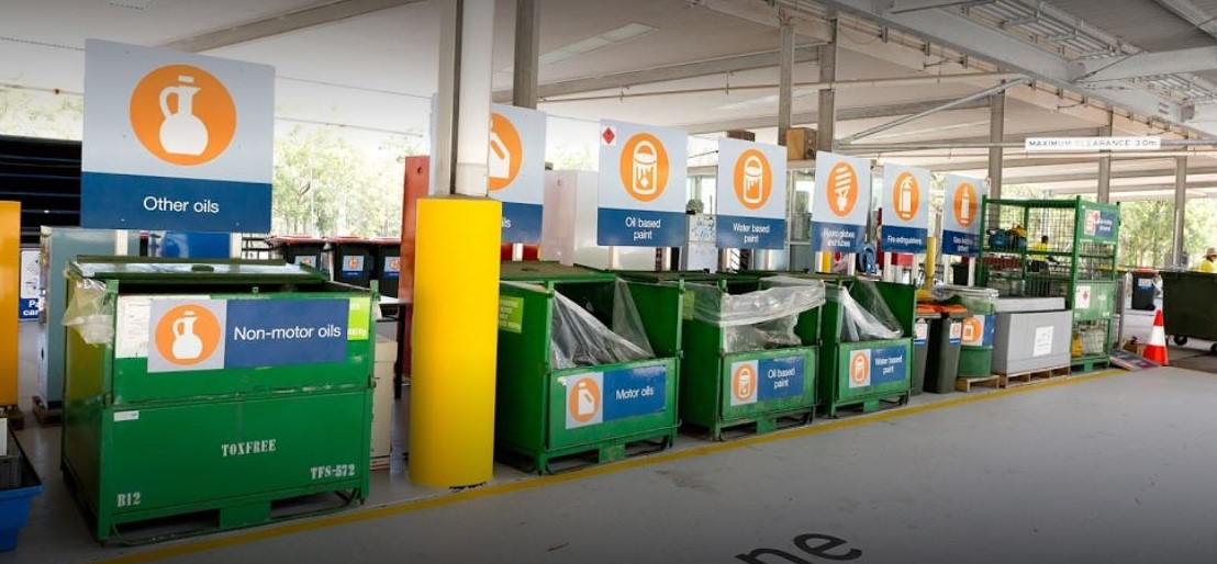 Summerhill's Community Recycling Centre open after closing temporarily