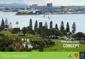Learn more about the preliminary concept for Foreshore Park